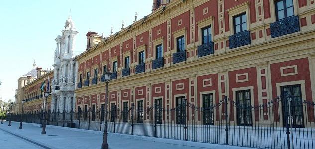 Sede de la junta de andalucia