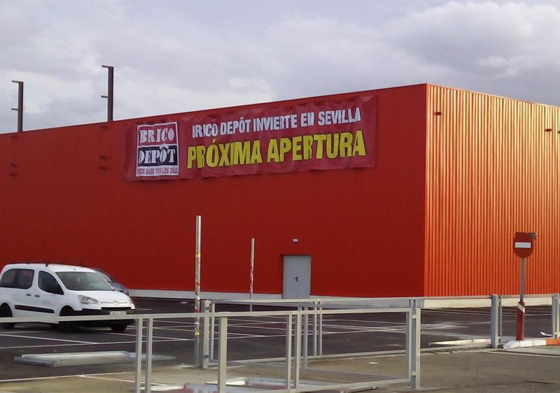 Brico depot puertas exterior muebles cocina brico depot for Casetas de jardin metalicas bricodepot