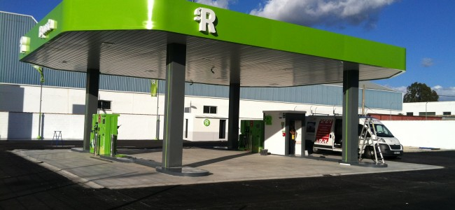 Gasolinera low cost Reposta