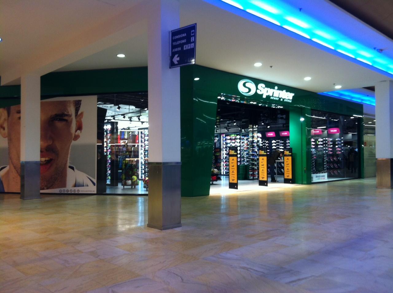 Cue en colaboración con otras entidades ha participado en la inauguaración de las nuevas tiendas Sprinter en Sevilla