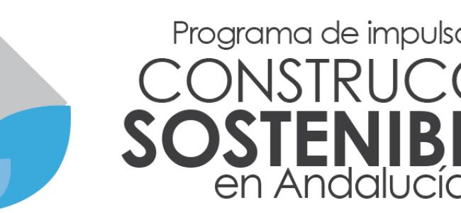 Programa de impulso a la consntrucción sostenible en Andalucía