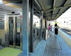 ascensor del apeadero en bellavista