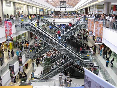 centros comerciales imagen