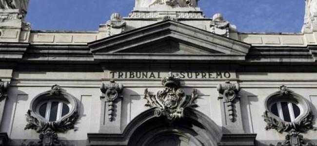 Tribunal supremo noticias