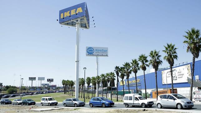 Facturación de Ikea