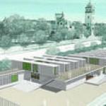 EL futuro puerto de sevilla