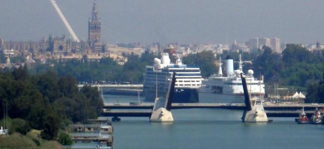 Proyectos futuros para el puerto en sevilla